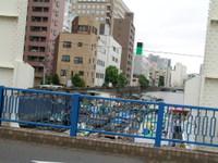 川の様子の写真