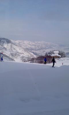 湯沢高原にいます