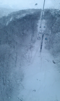 かぐらは雪